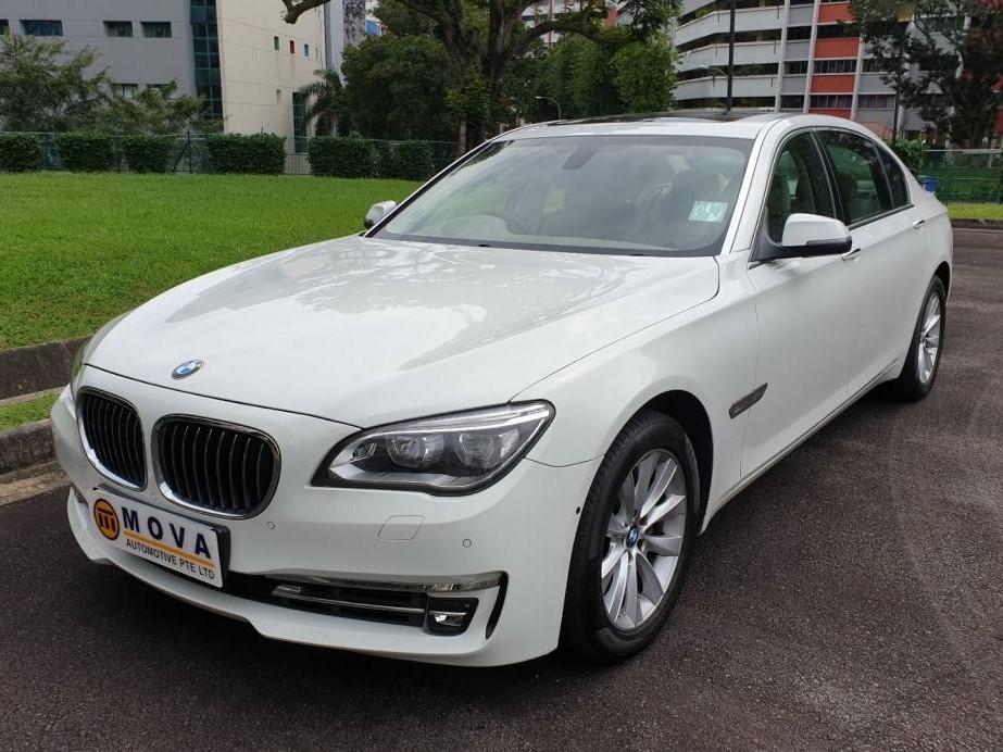 BMW 7 Series 740Li (For Lease)