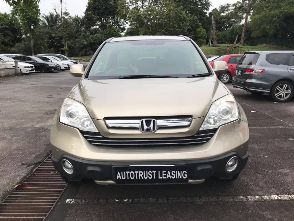 Honda CRV 2.0A (For Rent)