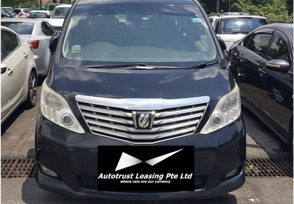Toyota Alphard (Private Hire)