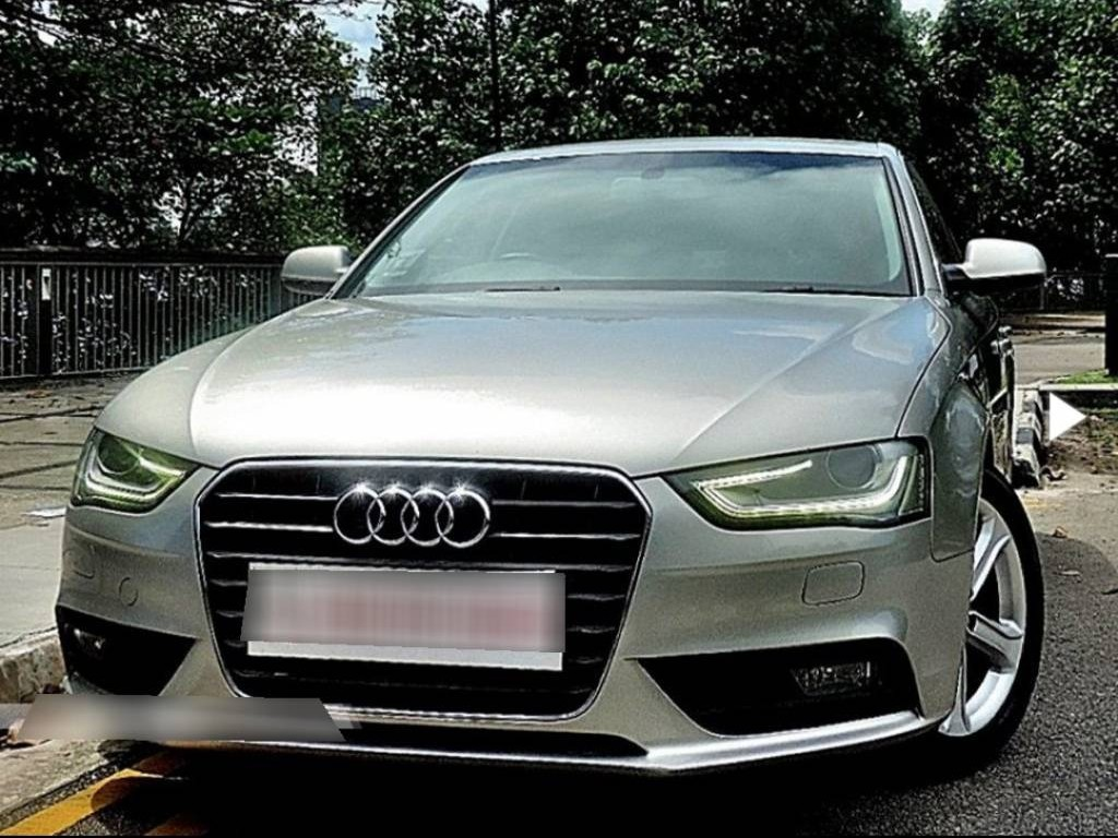 Audi A4 1.8 (For Rent)