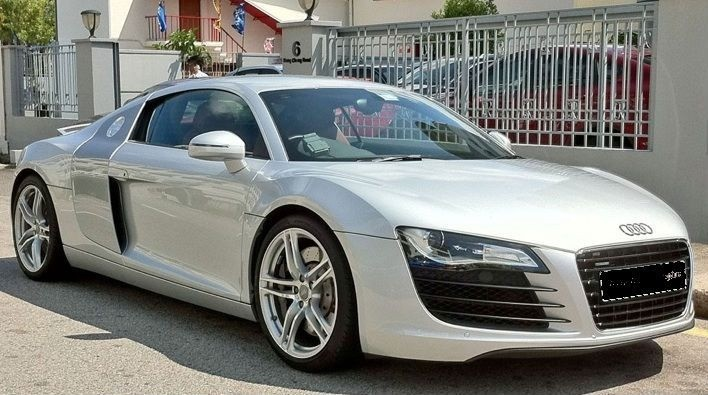 Audi R8 Quattro 4 2 V8 For Rent For Sale Mcf Marketplace