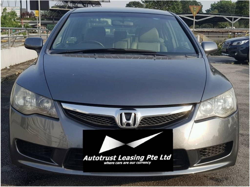 Honda Civic 1.6 (For Rent)