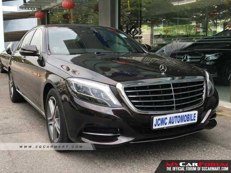 Mercedes-Benz S400L (For Lease)