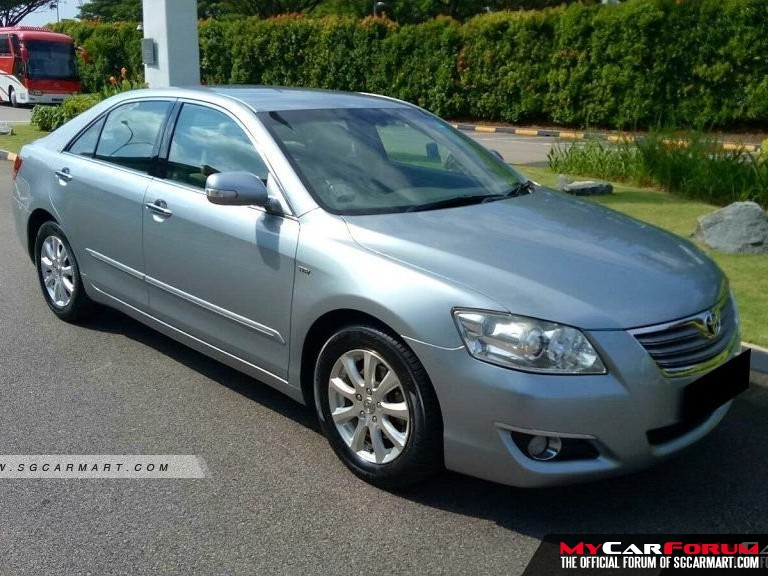 Toyota Camry (For Lease)
