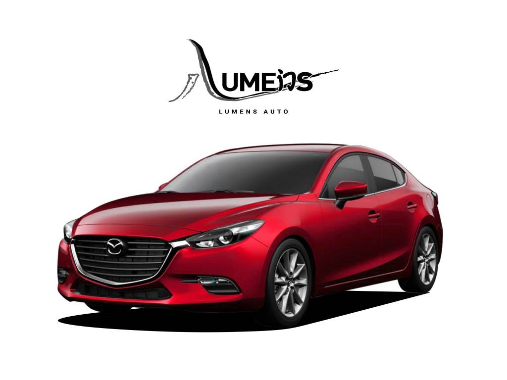 Mazda 3 1.5A Skyactiv (For Rent)