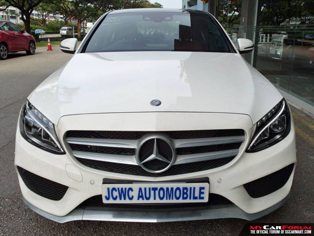 Mercedes-Benz C Class (For Lease)