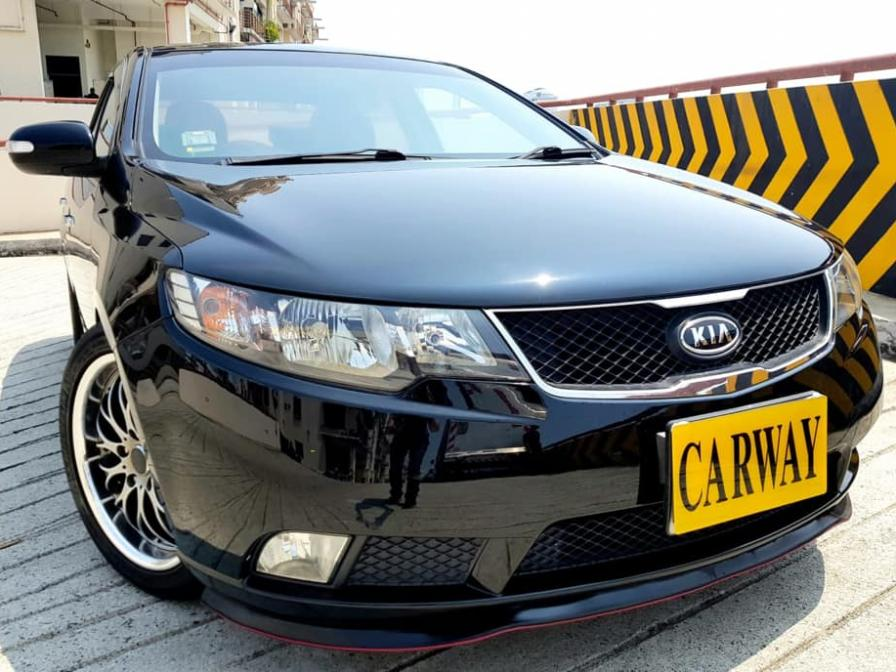 Kia Forte 1.6A (For Rent)