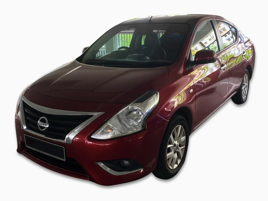 Nissan Almera (For Rent)