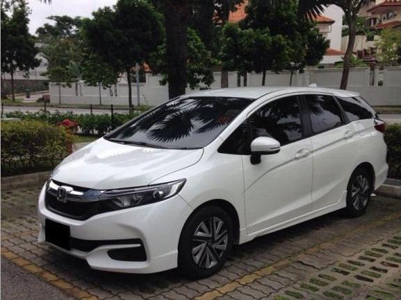 Honda Shuttle 1.5L (For Rent)