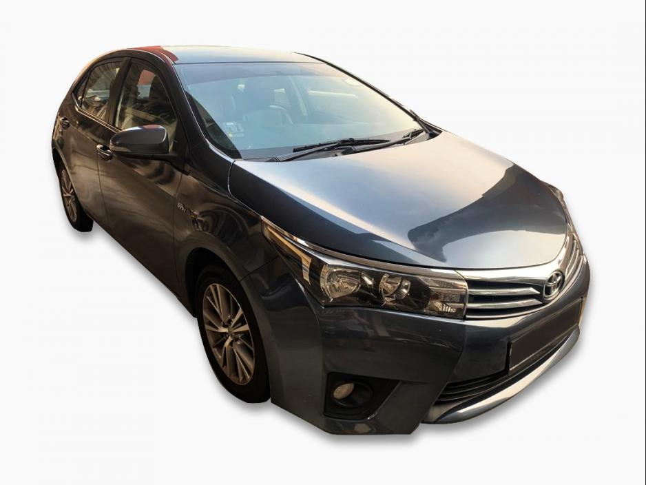 Toyota Corolla Altis (For Lease)