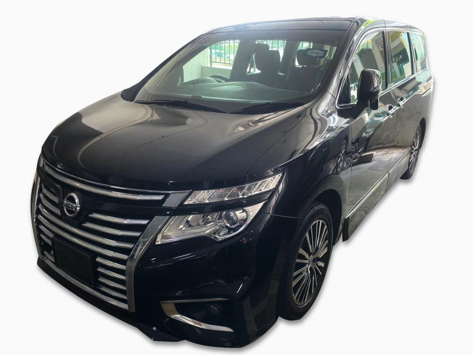 Nissan Elgrand (For Lease)
