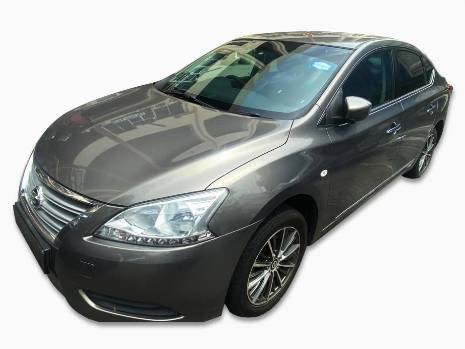 Nissan Sylphy (For Lease)