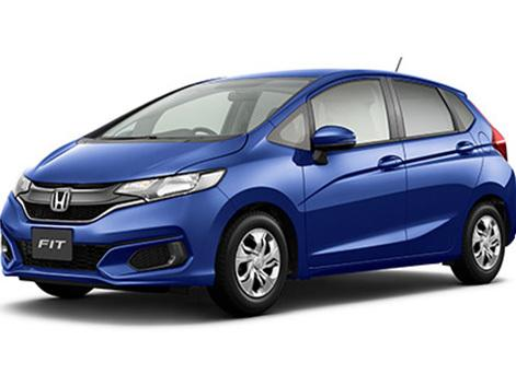 Honda Fit Brand New (For Rent)