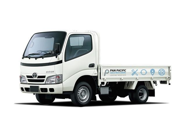 10ft Toyota Dyna Open-Top (For Lease)
