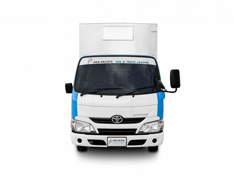 10ft Toyota Dyna With Box (For Lease)