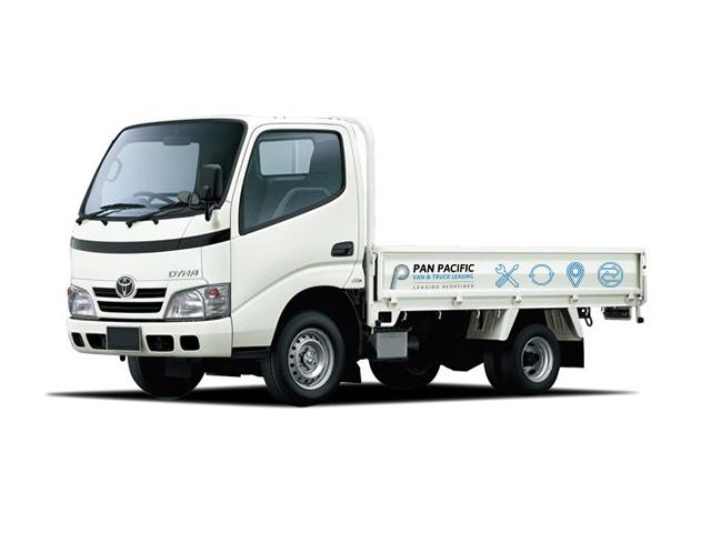 10ft Toyota Dyna Open-Top (For Rent)