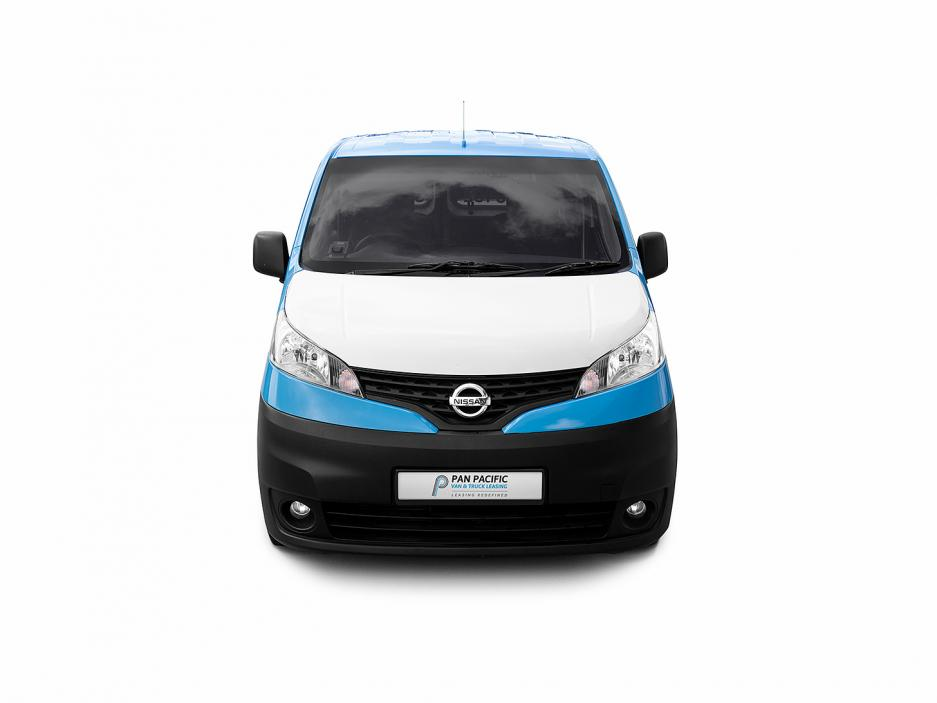 Nissan NV200 (For Rent)