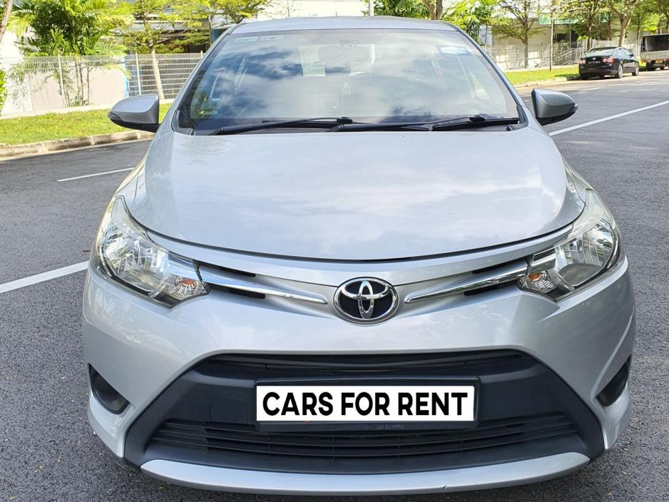 Toyota Vios (PHV Private Hire Rental)