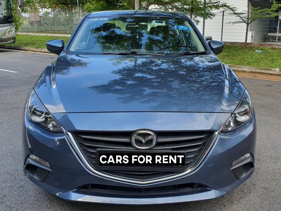 Mazda 3 (PHV Private Hire Rental)