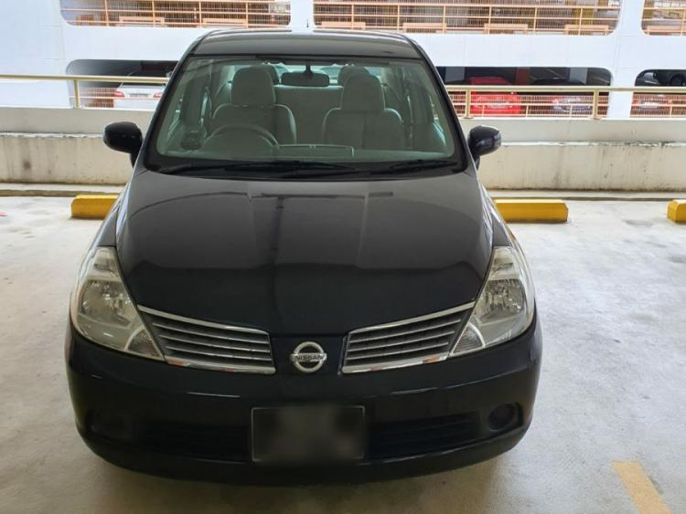 Nissan Latio 1.5 (For Rent)