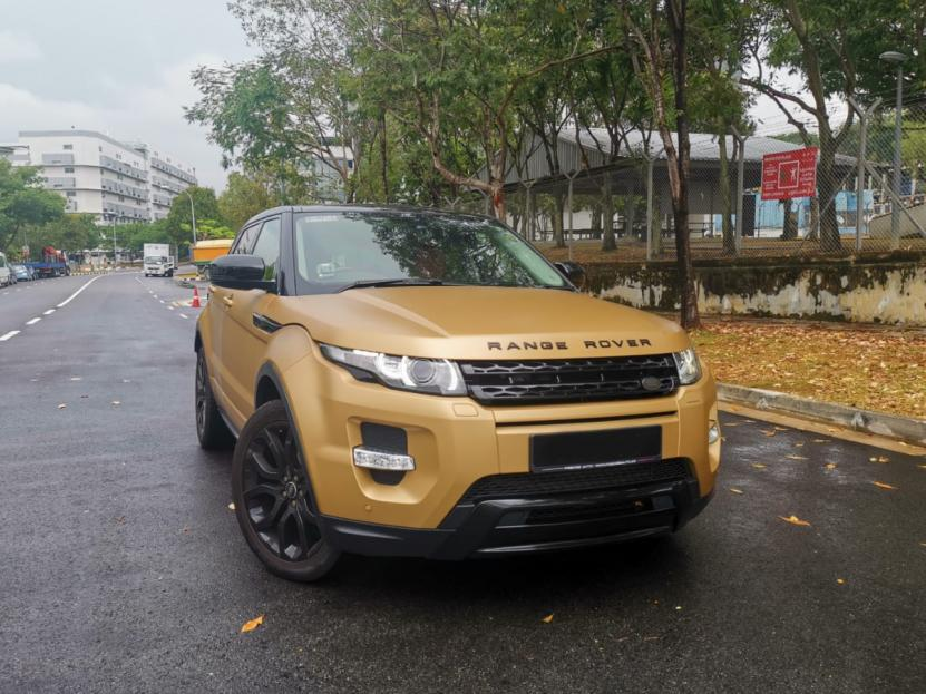 Land Rover Range Rover (For Lease)