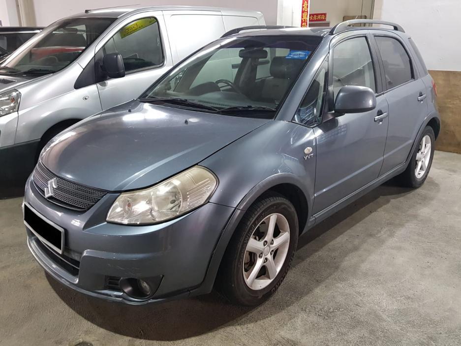 Suzuki SX4 1.6HB AT (For Rent)