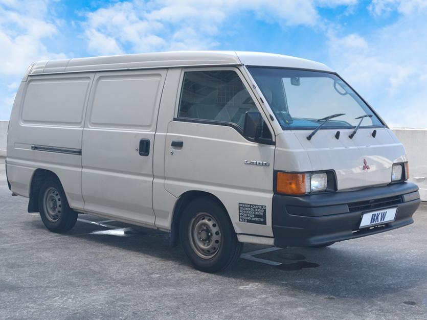 Mitsubishi L300 (For Rent)