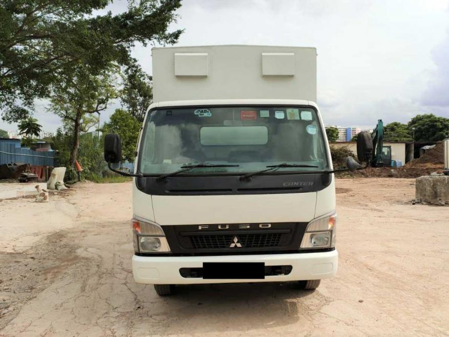 Mitsubishi FE83 14ft Box Lorry (For Lease)