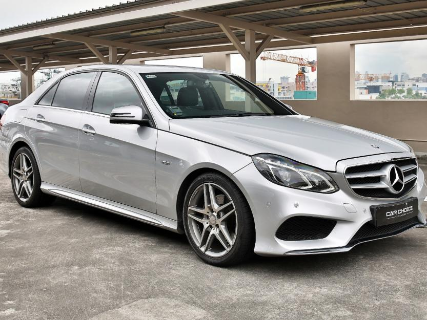 Mercedes-Benz E-Class E250 Edition E (For Lease)