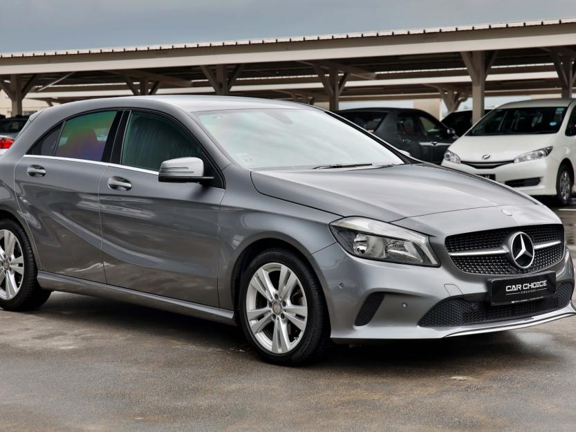 Mercedes-Benz A-Class A180 (For Lease)
