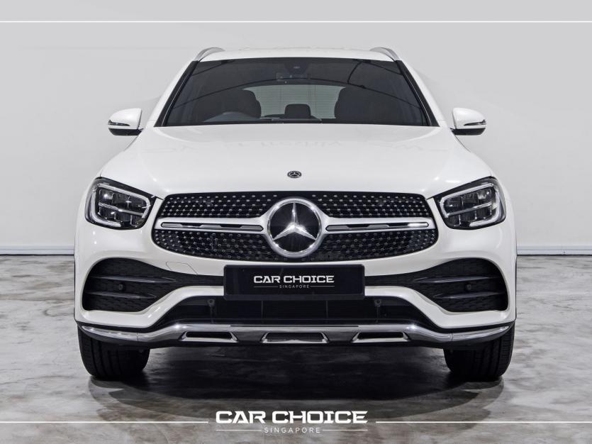 Mercedes-Benz GLC Class GLC300 AMG (For Rent)