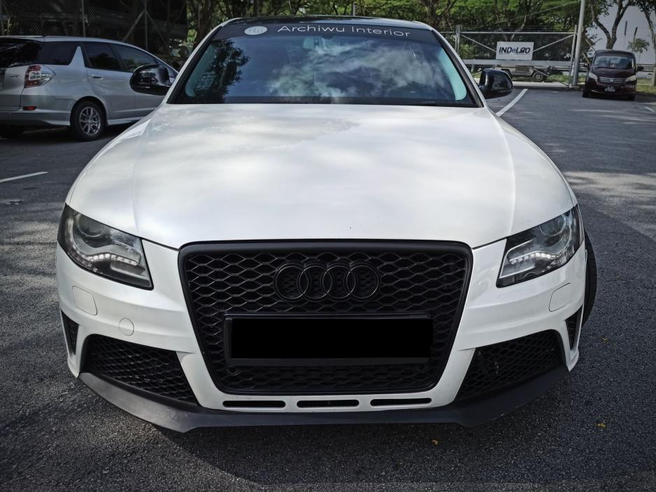 Audi A4 2.0A (For Lease)