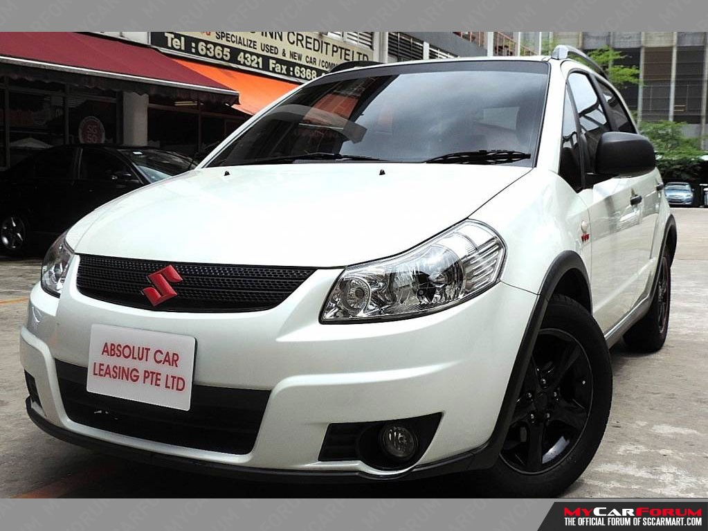 Suzuki SX4 (For Rent)
