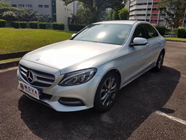 Mercedes-Benz C180 (For Lease)