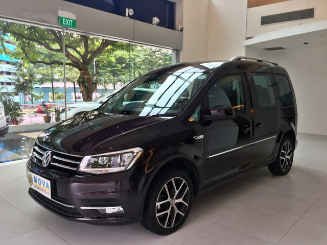 Volkswagen Caddy (For Rent)
