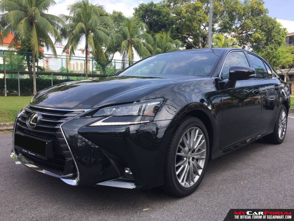 Lexus GS200t 2.0A Luxury (For Lease)