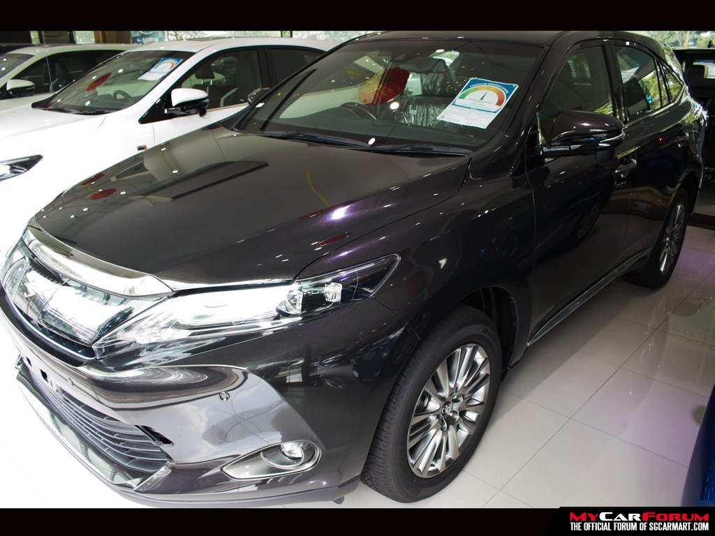 Toyota Harrier (For Lease)