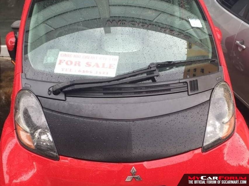 Mitsubishi i (For Rent)