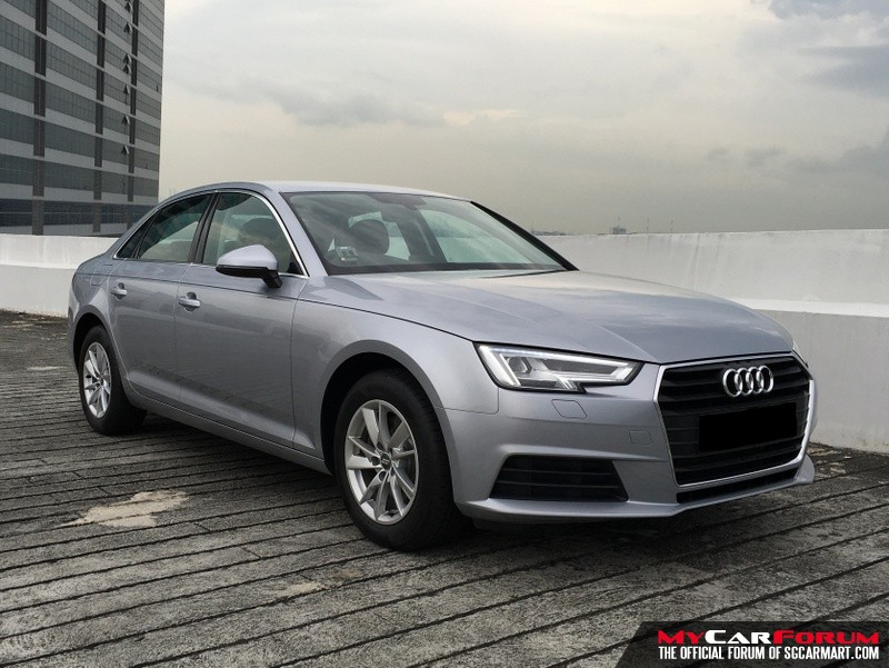 Audi A4 1.4 TFSI S-Tronic (For Lease)