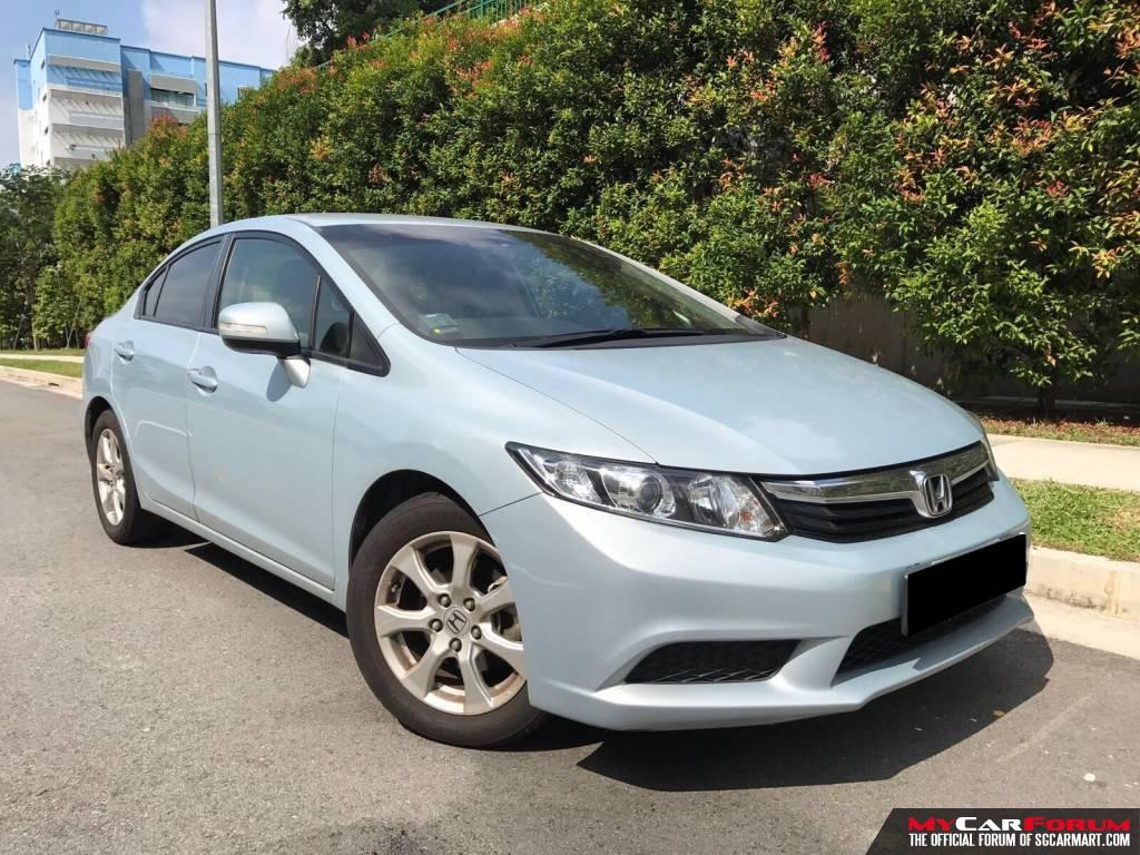 Honda Civic 1.6 (For Rent)