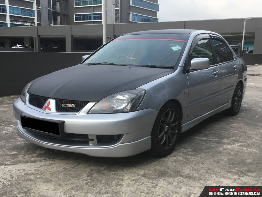 Mitsubishi Lancer GLX 1.6M (For Rent)