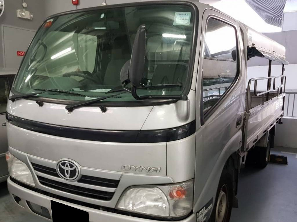 Toyota Dyna (For Lease)