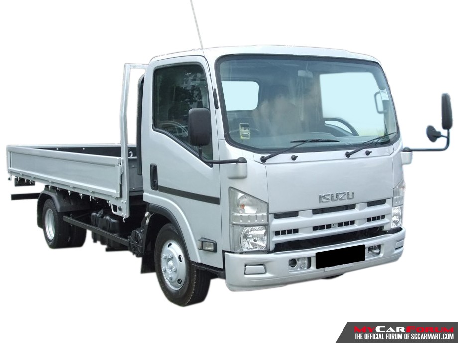 14 FT Isuzu NNR85 (For Rent)