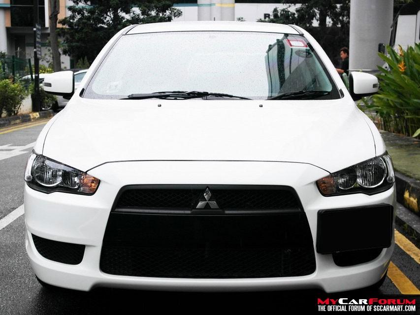 Mitsubishi Lancer EX 1.6 (For Lease)
