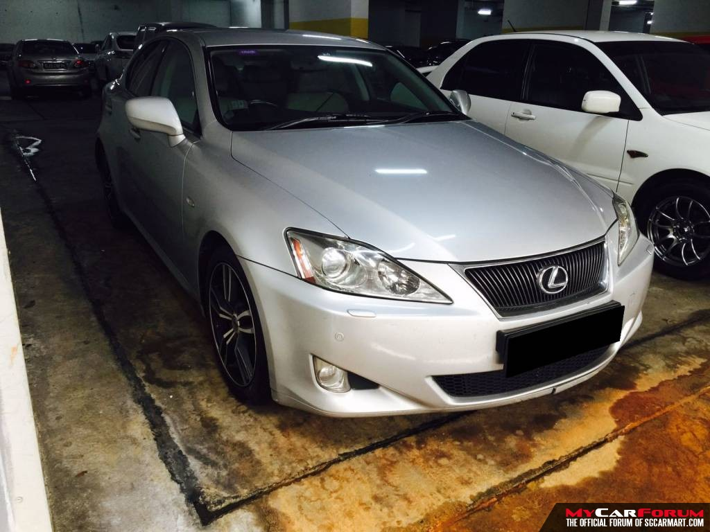 Lexus IS250 (For Rent)