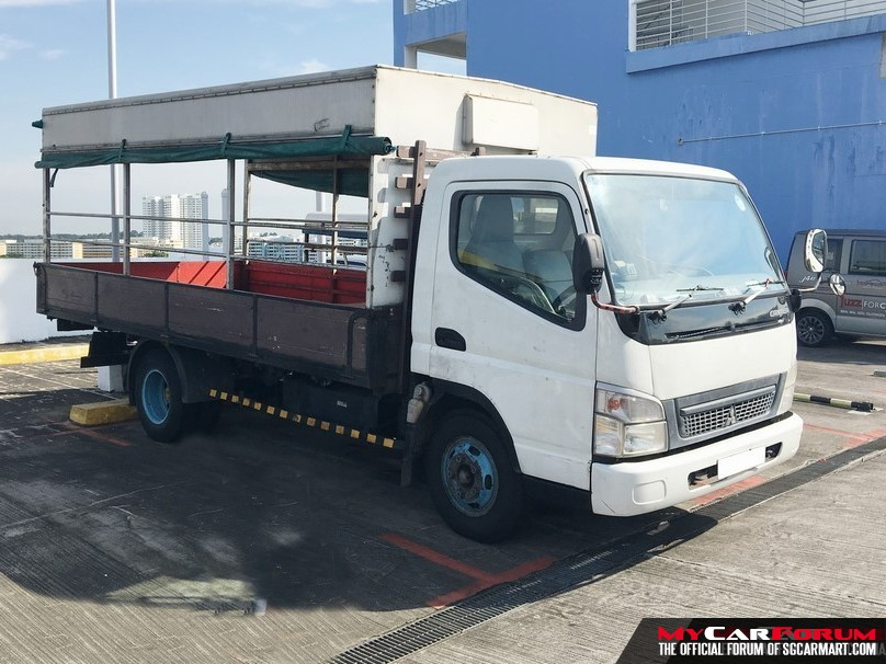 Mitsubishi FE83 (For Lease)