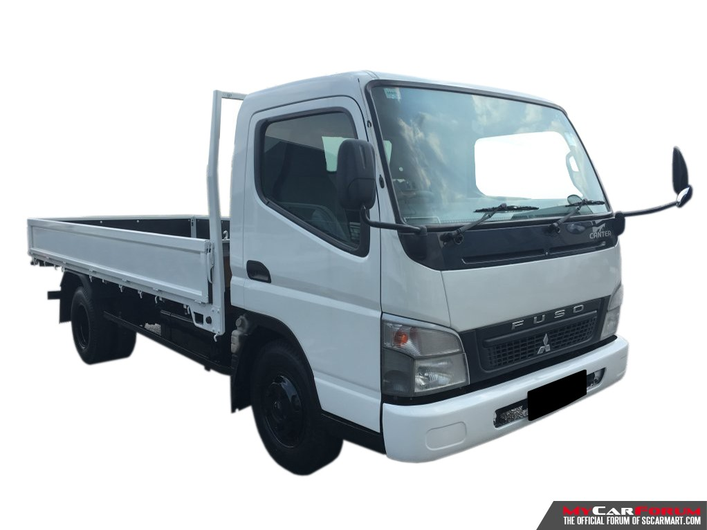 14 FT Mitsubishi FE83 (For Rent)