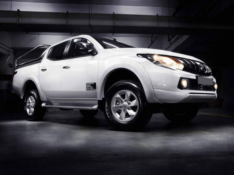 Mitsubishi L200 Triton (For Rent)
