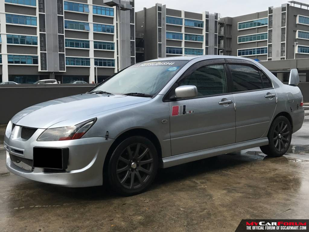 Mitsubishi Lancer GLX 1.6A (For Rent)