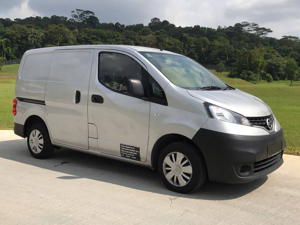 Nissan NV200 (For Rent)